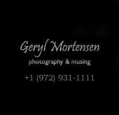 Geryl Mortensen logo